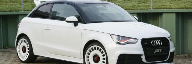Audi A1 Quattro, tunat de ABT