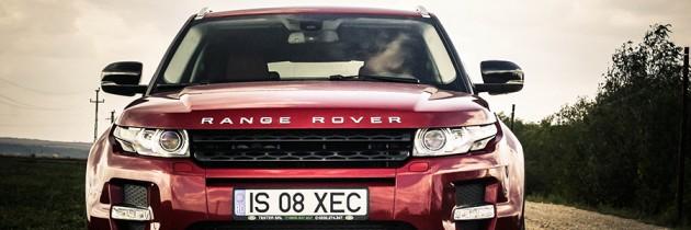 TEST DRIVE: Range Rover Evoque, 2.2 SD4 190CP
