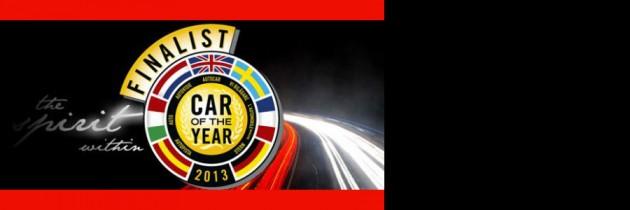 """Finalistii """"Car of the Year 2013"""" au fost anuntati"""