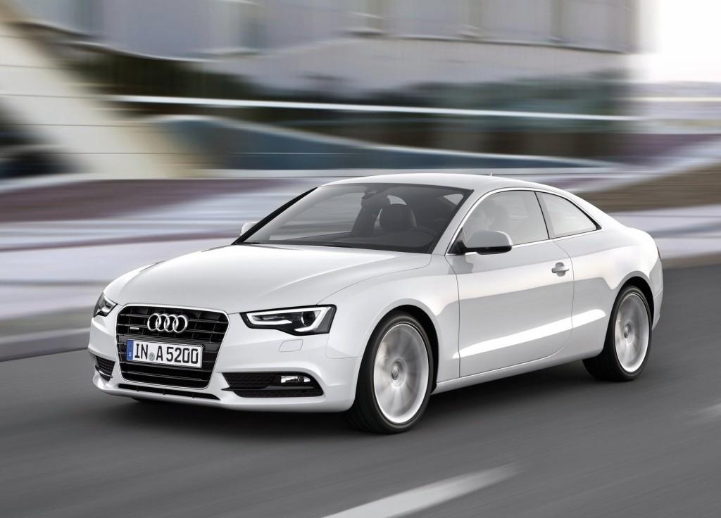 Audi A5 panning