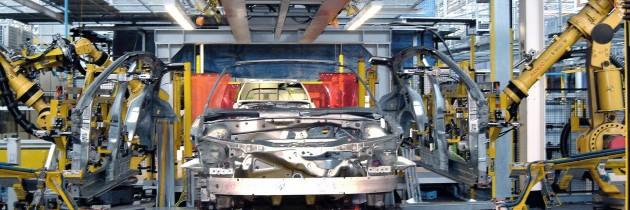 In 2013, productia auto din China va fi mai mare decat in Europa