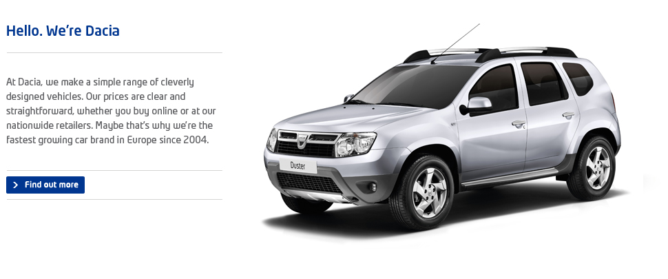Dacia UK