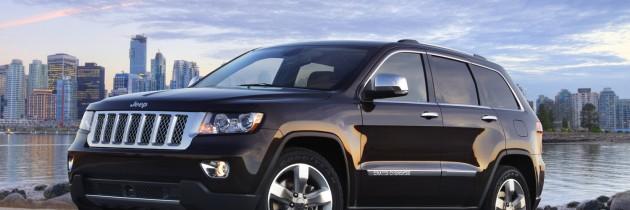 VIDEO: Cel mai nou spot pentru Jeep Grand Cherokee