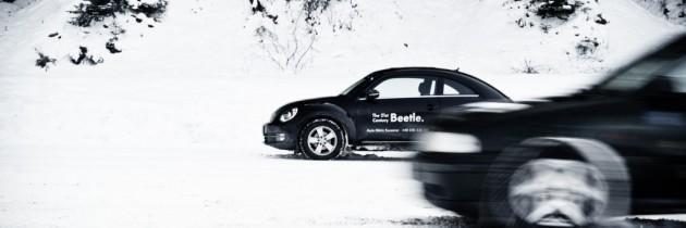 VIDEO: Pozitivism 100%, cu Volkswagen Beetle