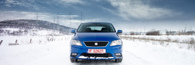 Noul SEAT Toledo 1.6 TDI 105 CP Style