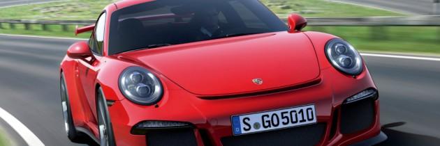 VIDEO: Primul spot pentru Porsche 911 GT3