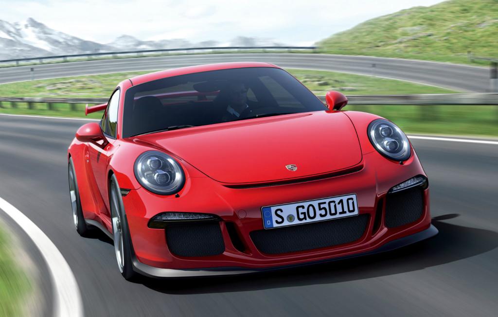 911 GT3 2013