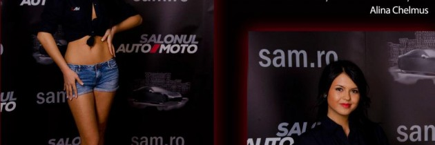 Salonul Auto Moto la feminin