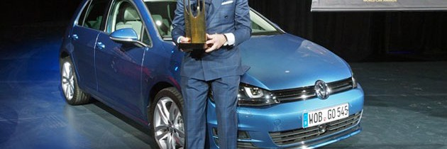 Volkswagen Golf 7: World Car of the Year 2013