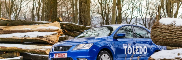 TEST DRIVE: SEAT Toledo, 1.6 TDI 105 CP