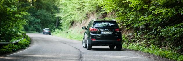 TEST DRIVE: Hyundai ix35, 2.0 CRDi 184 CP