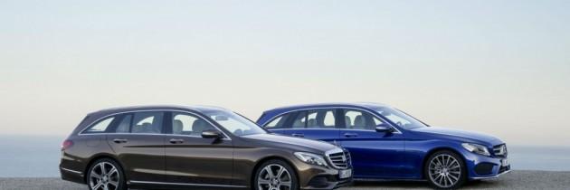Primul spot cu Mercedes-Benz C-Klasse Estate