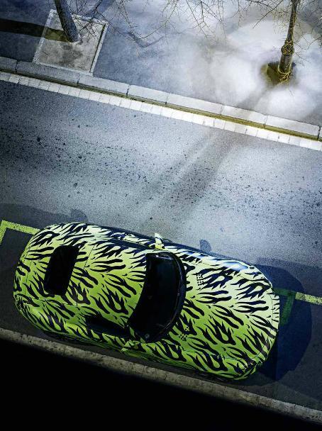 Mercedes AMG GT 6