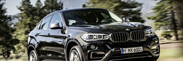 Toate informatiile despre noul BMW X6, condensate in opt minute