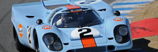 Spiritul marcii Porsche, nascut pe pista de curse