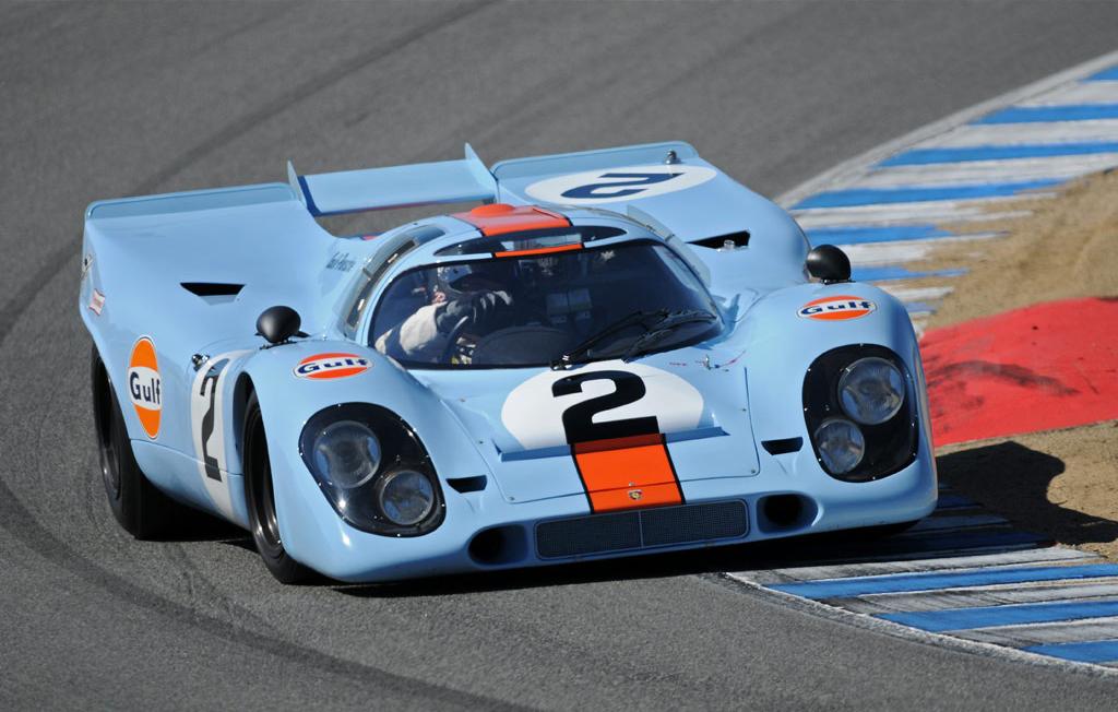 Porsche 917 Le Mans