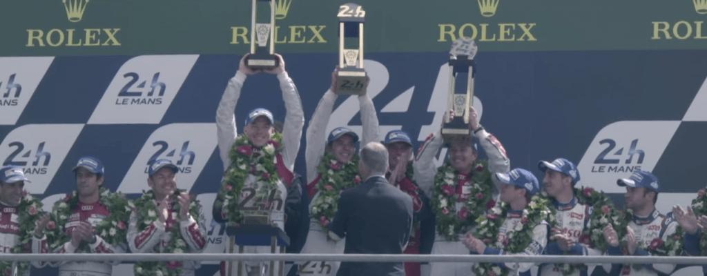 Le Mans 2014 Winners