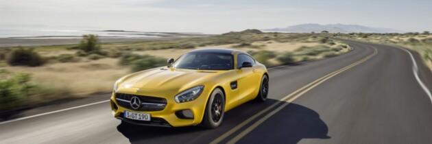 Mercedes AMG GT: galerie foto si detalii complete