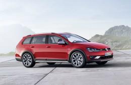 GALERIE FOTO: Noul Volkswagen Golf 7 Alltrack