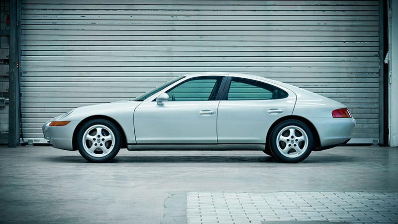 Porsche Secret Concept