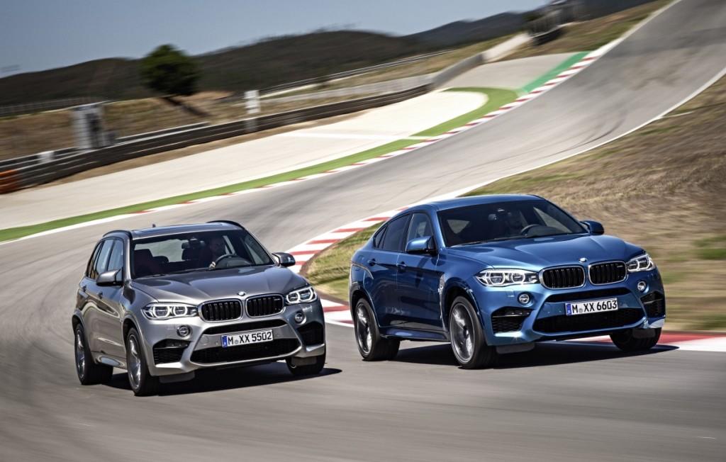 BMW X5M X5M 2015