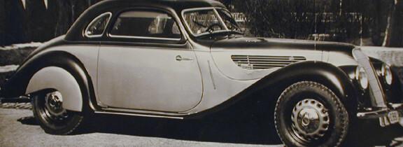 BMW ne prezinta clasicul si elegantul model 327