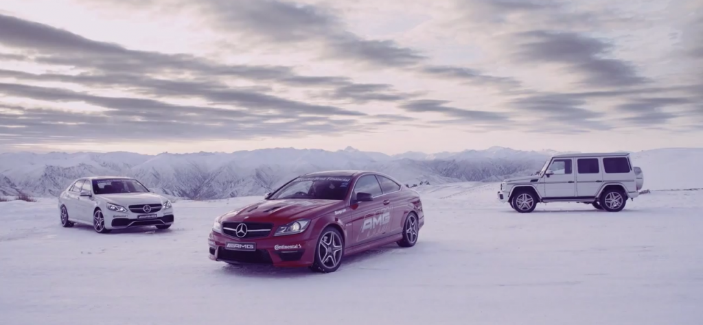 Mercedes AMG PROMO