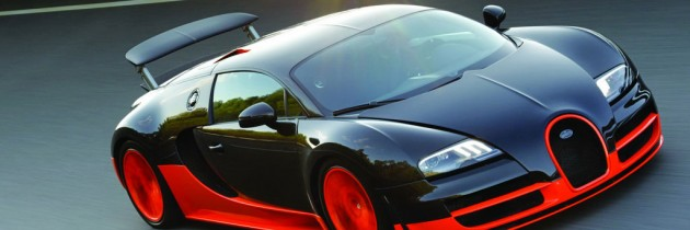 In medie, un client al Bugatti mai detine 84 de masini, trei avioane si un iaht