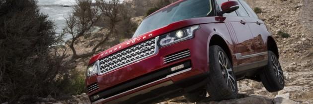 Pilot automat dedicat terenului accidentat, pentru noile Range Rover si Range Rover Sport