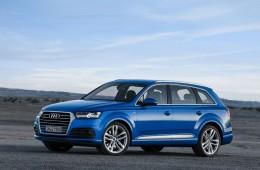 Primele fotografii cu noul Audi Q7, scapate pe internet