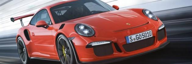 Noul Porsche 911 GT3 RS, prezentat la Geneva