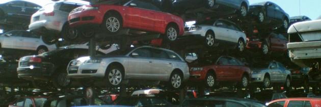 Parcurile de dezmembari auto, o alternativa ieftina de intretinere a masinii tale