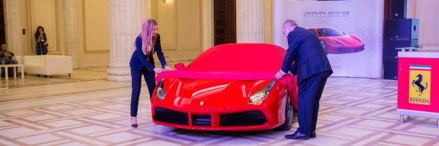 Forza Rossa a lansat noul Ferrari 488 GTB in Romania