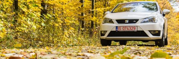 TEST DRIVE: SEAT Ibiza FR, 1.0 EcoTSI 110 CP