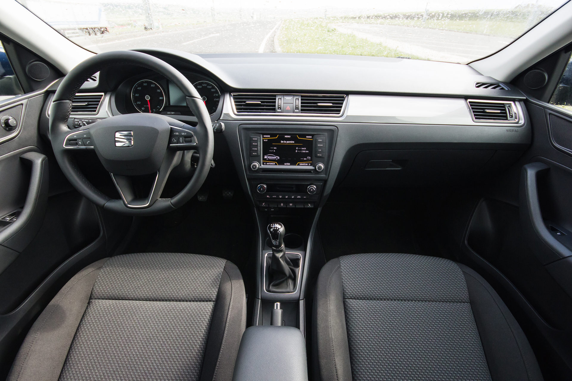 drive test seat toledo style 1 2 tsi 110 cp orasulauto. Black Bedroom Furniture Sets. Home Design Ideas