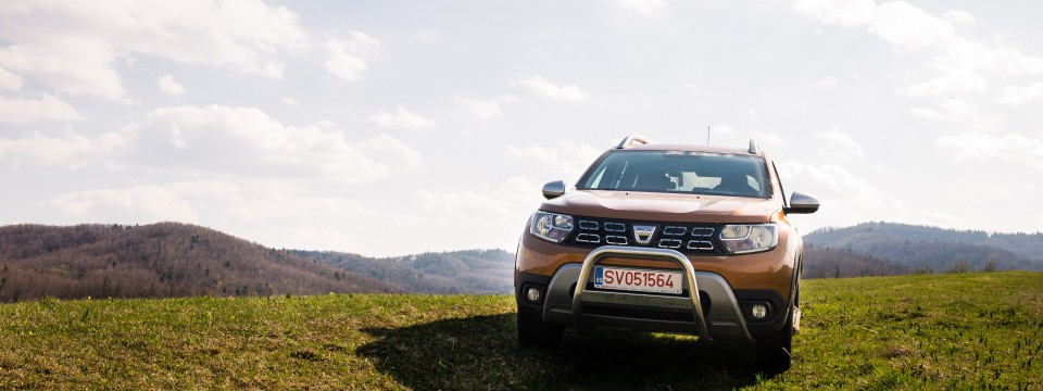 TEST DRIVE: Dacia Duster, 1.5 Blue dCi 115 CP 4WD