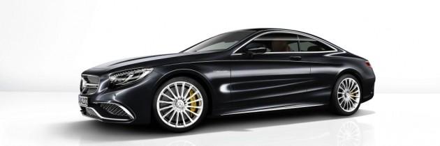 Prezentarea noului Mercedes-Benz S65 AMG Coupe