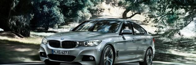 Noul BMW Seria 3 Gran Turismo in imagini