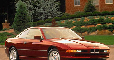 BMW Seria 8: O amintire frumoasa