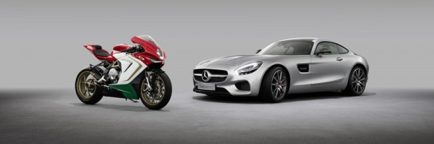 Mercedes -AMG intra in lumea motocicletelor