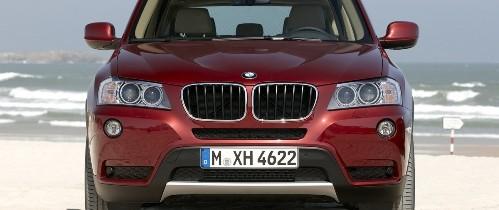 Noul BMW X3: Galerie foto si detalii
