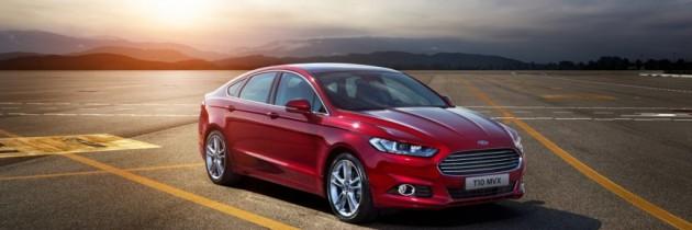Primul spot de promovare pentru noul Ford Mondeo