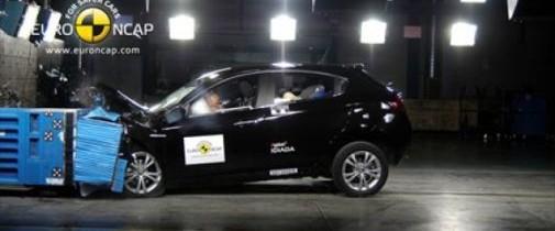 EuroNCAP: Care sunt cele mai sigure masini testate in 2010?