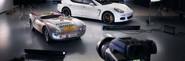 VIDEO: Facelift pentru Porsche Panamera