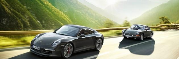 Clip aniversar, pentru Porsche 911