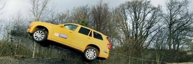 Crash test inedit, pentru noul Volvo XC90