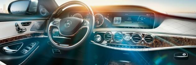 Primele imagini oficiale cu noul Mercedes S-Klasse