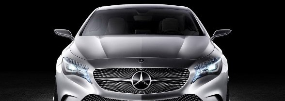 Conceptul noului Mercedes A-Klasse va fi lansat la Shanghai