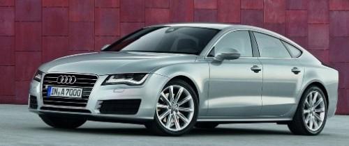 Audi A7 este disponibil in Romania