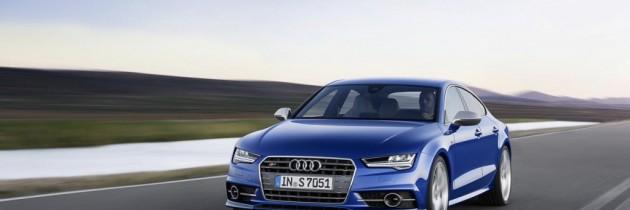 Prezentare cu accente italiene, pentru Noile Audi A7 si S7